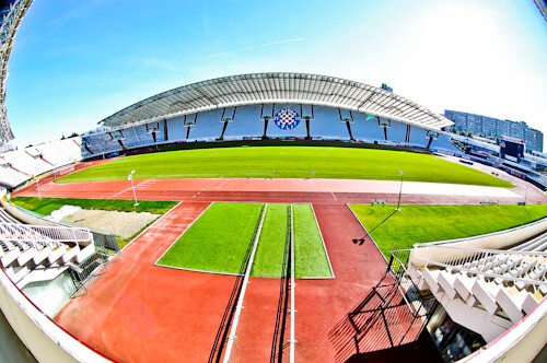 Hajduk Split - Museum and Stadium Tour - Stadium
