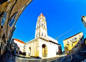 Trogir - A day trip from Split Croatia to the UNESCO city - Trogir Cathedral