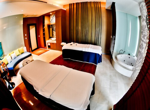Bangkok Hotels - Amari Watergate Hotel - Pratunam - Spa