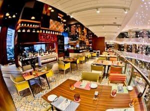 Bangkok Hotels - Amari Watergate Hotel - Pratunam - Amaya Food Gallery