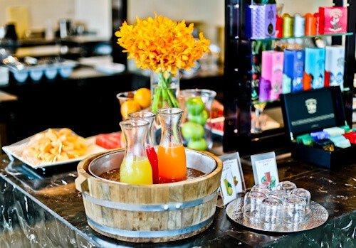 Bangkok Hotels - Amari Watergate Hotel - Pratunam - Complimentary Breakfast Buffet