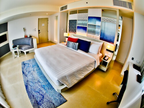 Pattaya Hotels - Amari Ocean Beach Road - Guest Room