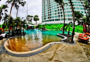 Pattaya Hotels - Amari Ocean Beach Road - Onsite Swimming Pool