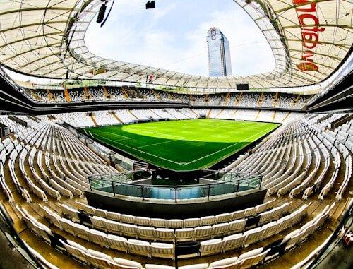 Besiktas FC Stadium and Museum Tour - Interior