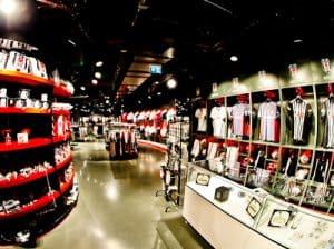 Besiktas FC Stadium and Museum Tour - Club Shop