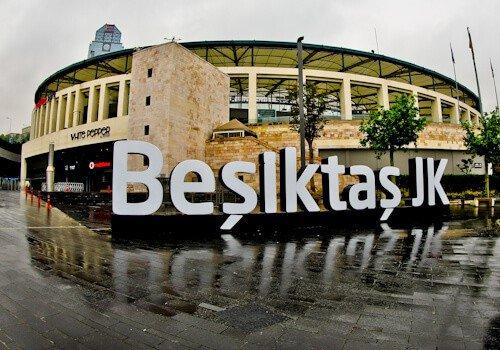 Besiktas FC Stadium and Museum Tour - Location