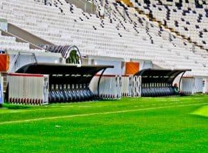 Besiktas FC Stadium and Museum Tour - Pitch Side