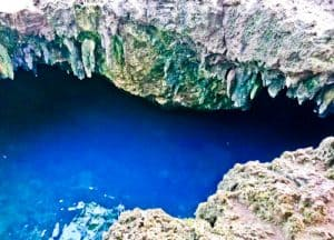 Bohol - Things to do in Bohol Philippines - Cabagnow Cave Pool