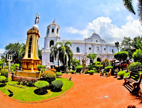 Cebu - Things to do in Cebu City Philippines - Cebu Metropolitan Cathedral