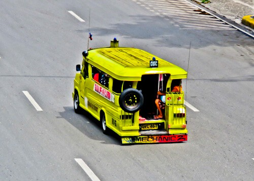 Cebu - Things to do in Cebu City Philippines - Jeepney Spotting