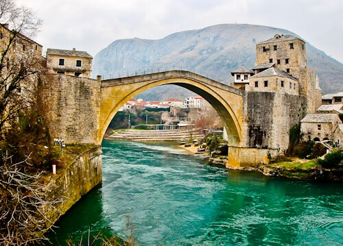 Mostar - Things to do in Mostar - Stari Most Bridge (UNESCO Site)