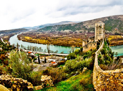 Bosnia - Day Trips from Mostar - Pocitelj