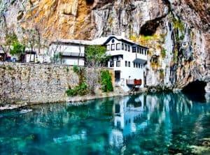 Bosnia - Day Trips from Mostar - Blagaj
