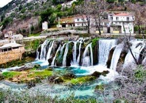Bosnia - Day Trips from Mostar - Stolac / Provalije Waterfall