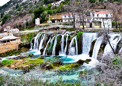 Bosnia - Day Trips from Mostar - Stolac / Provalije Waterfall