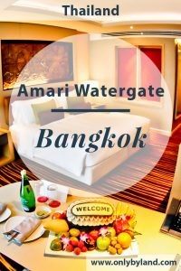 Bangkok Hotels - A tour of the Amari Watergate Hotel located in the Pratunam district of Bangkok. It's located within walking distance of several markets as well as modern shopping malls. Additionally you can walk to the BTS skytrain, airport link as well as canal boat station which means you can easily visit all the points of interest of Bangkok from this location.