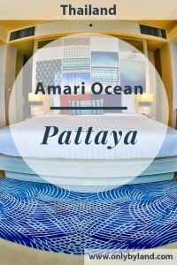 Pattaya Hotels - Amari Ocean - Hotels on beach road, Pattaya.