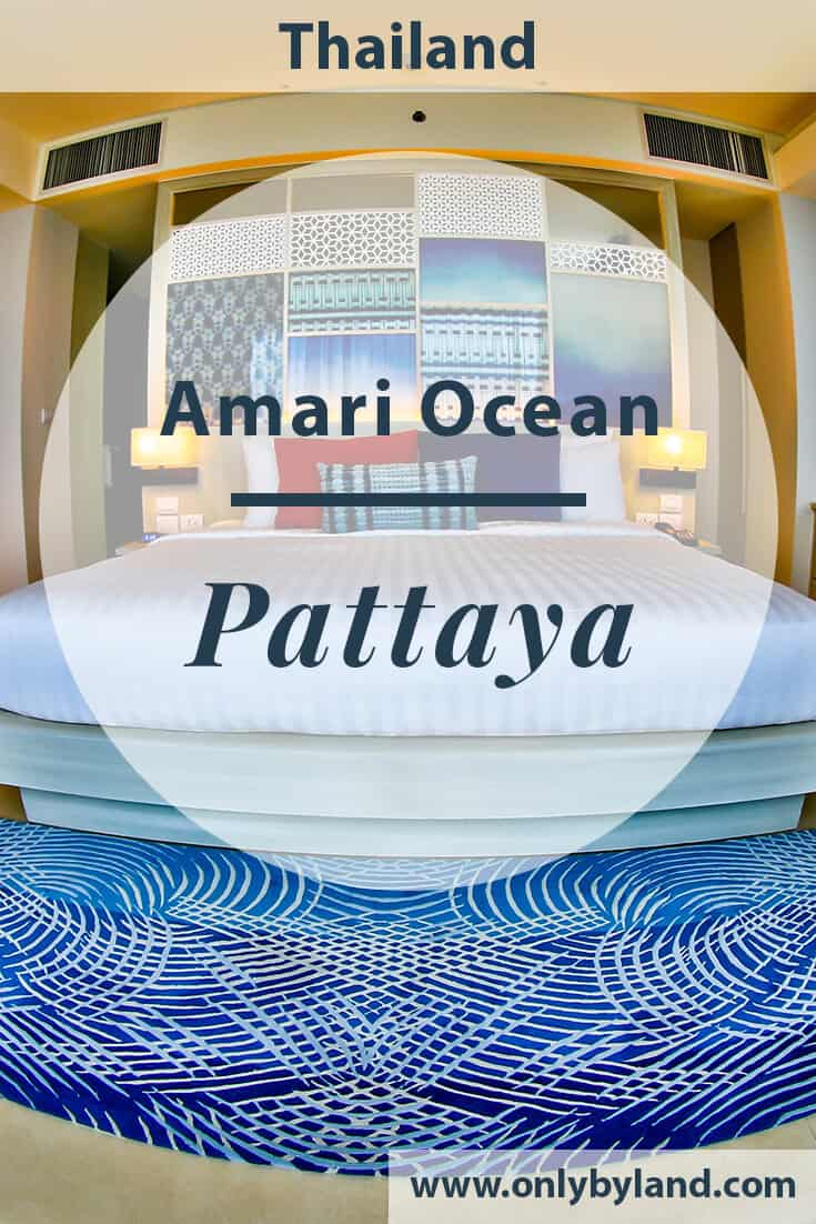 Pattaya Hotels – Amari Ocean Pattaya – Beach Road