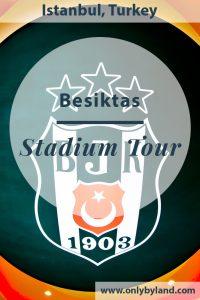 Besiktas FC Stadium Tour - A stadium tour of Istanbul football team, Besiktas FC