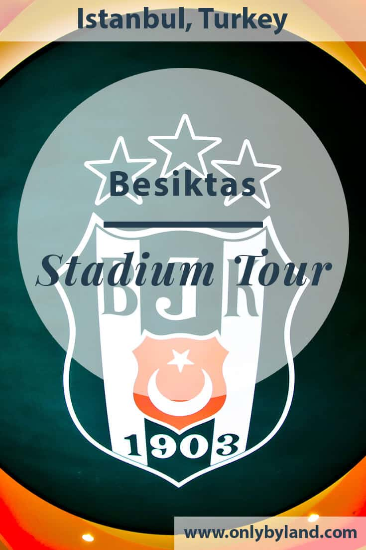 Besiktas FC Stadium and Museum Tour – Istanbul