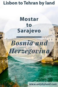 Mostar - Things to do in Mostar, Bosnia and Herzegovina.