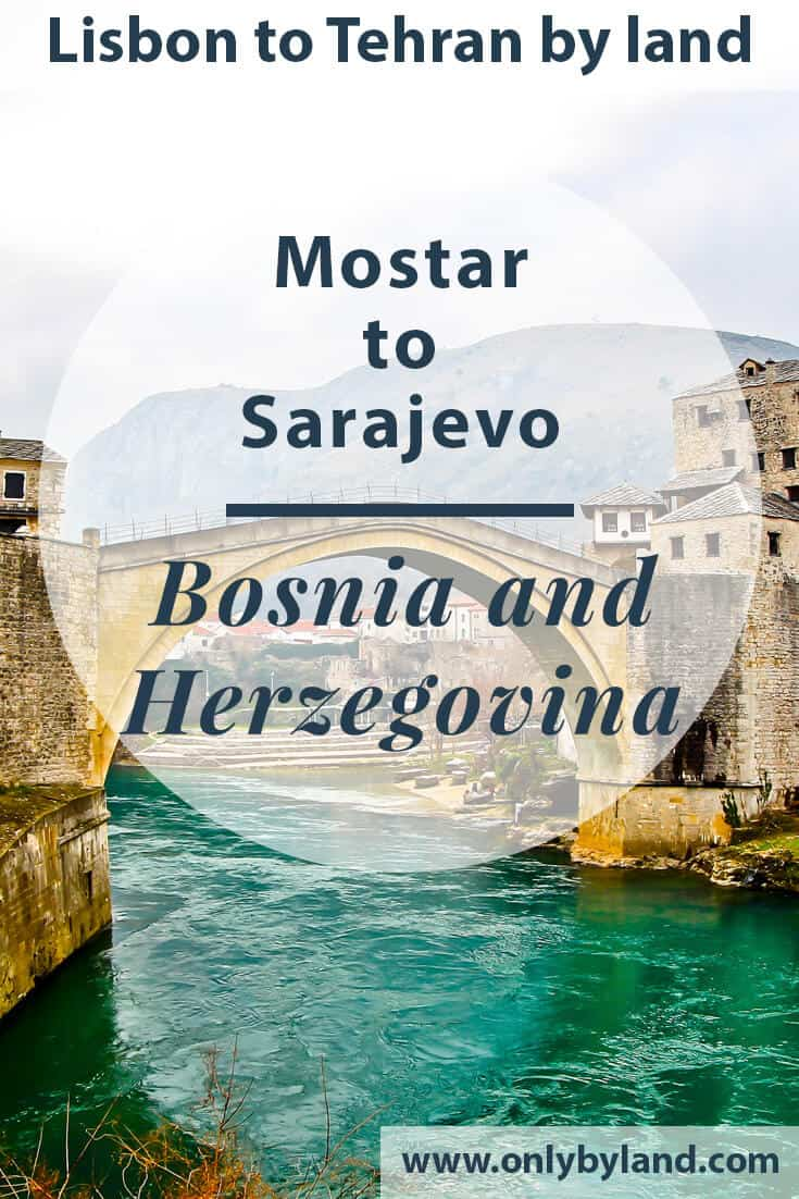 Mostar – Things to do in Mostar, Bosnia