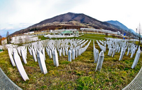 Srebrenica - Things to do in Srebrenica - Srebrenica Genocide Memorial