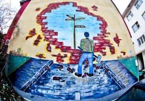 Srebrenica - Things to do in Srebrenica - Street Art