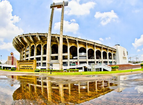 Rajamangala National Stadium and Museum Tour, Bangkok - Location