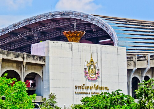 Rajamangala National Stadium and Museum Tour, Bangkok - ASEAN Games