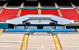 Rajamangala National Stadium and Museum Tour, Bangkok - Royal Box