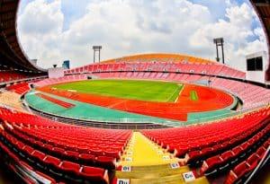 Rajamangala National Stadium and Museum Tour, Bangkok