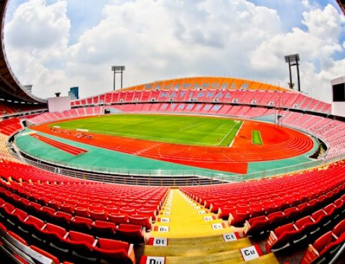 Rajamangala National Stadium and Museum Tour – Bangkok