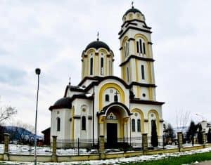 Things to do in Banja Luka, Serb Republic, Bosnia and Herzegovina - Bogojavljenski Hram