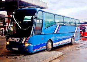 Bus from Nis Serbia to Pristina Kosovo