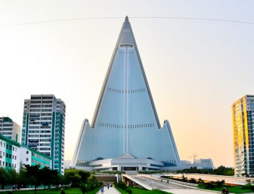Hotel Ryugyong – Pyongyang North Korea