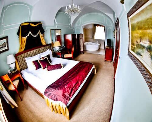 Petrovaradin Fortress and Underground Tunnels, Novi Sad, Serbia - Hotel Leopold I