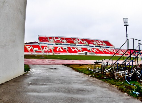 Nis Serbia - Things to do in the third largest Serbian City - Football Stadium