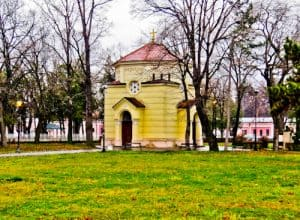 Nis Serbia - Things to do in the third largest Serbian City - Skull Tower