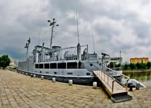 Pyongyang, North Korea - Things to do in the capital - USS Pueblo Spy Ship