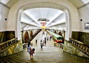 Pyongyang, North Korea - Things to do in the capital - Pyongyang Metro