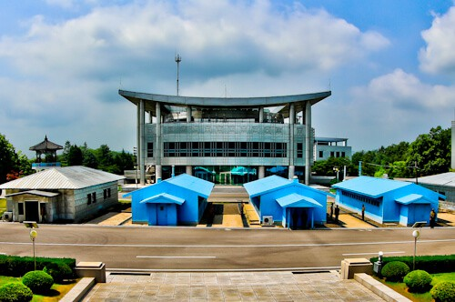 Pyongyang, North Korea - Things to do in the capital - Day Trip to the DMZ