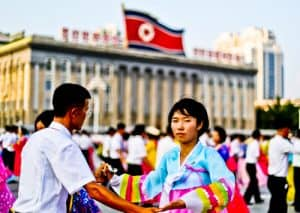 Pyongyang, North Korea - Things to do in the capital - People Photography