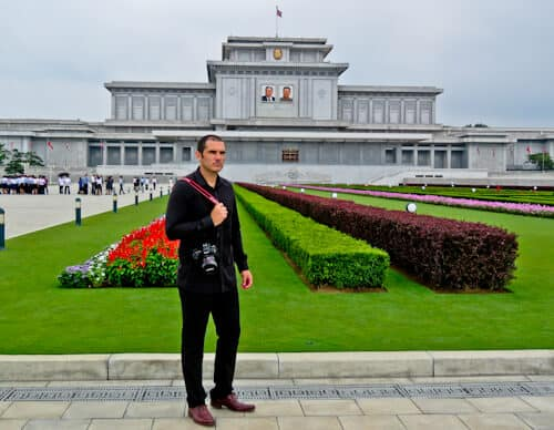 Pyongyang, North Korea - Things to do in the capital - Kumsusan Palace of the Sun Dress Code