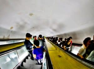 Pyongyang, North Korea - Things to do in the capital - The World's Deepest Metro - Pyongyang Metro