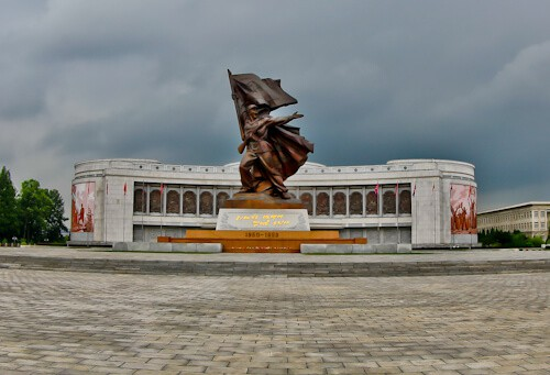 Pyongyang, North Korea - Things to do in the capital - Victorious Fatherland Liberation Museum