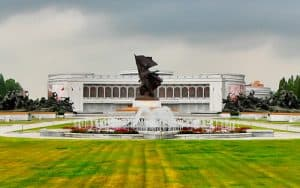 Pyongyang, North Korea - Things to do in the capital