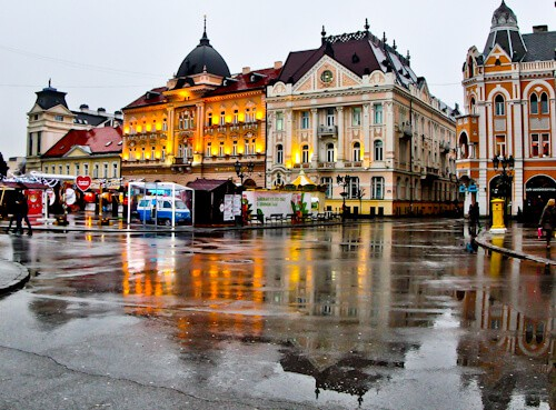 Novi Sad Serbia - What to see and do in the second largest Serbian city - Vojvodjanska Bank
