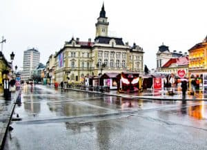 Novi Sad Serbia - What to see and do in the second largest Serbian city - City Hall