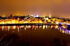 Novi Sad Serbia - What to see and do in the second largest Serbian city - Novi Sad Promenade and Beach - Strand